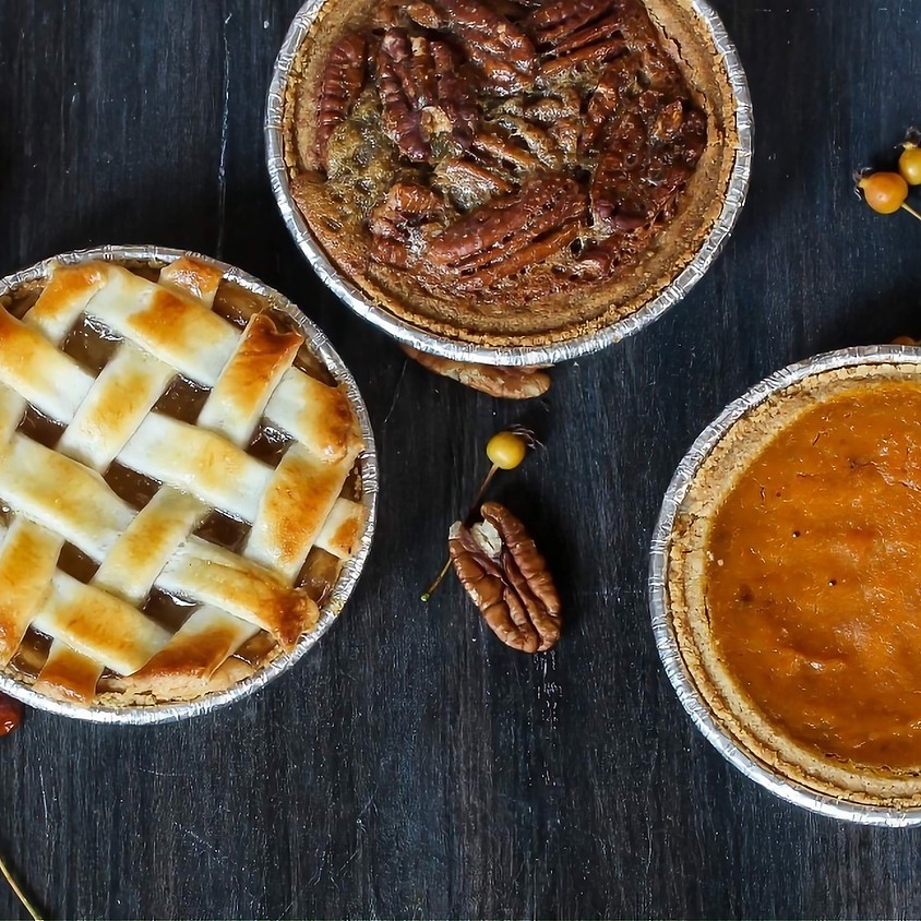 Holiday Pies at Bistro 49 Culinary Laboratories