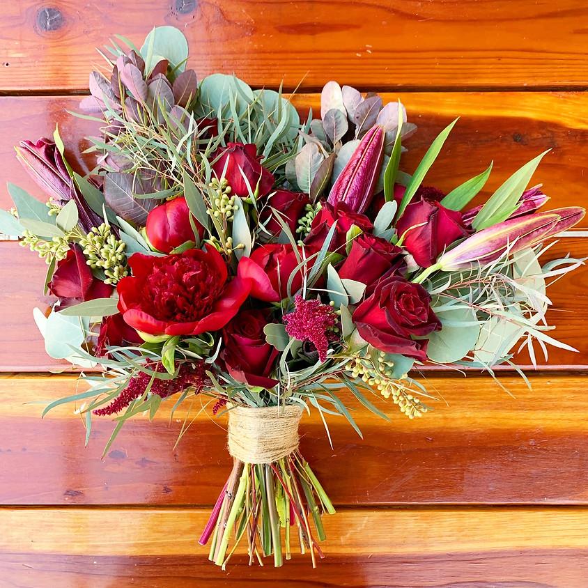 DIY Valentines Bouquets