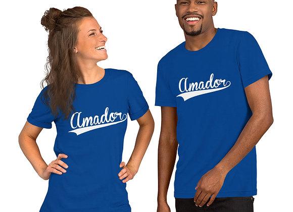 Amador - Short-Sleeve Unisex T-Shirt