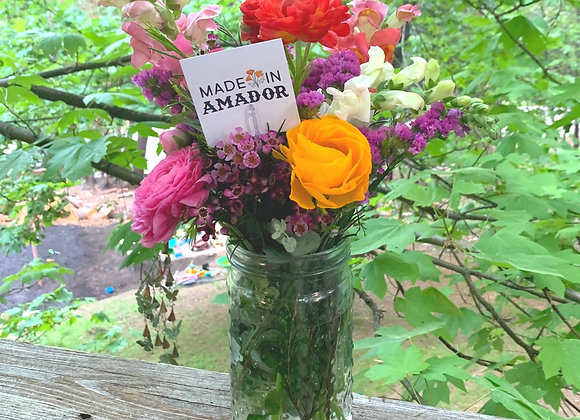 Flower Arrangement Pick Up