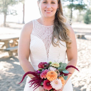 Heidi's July 2018 Lake Tahoe Wedding