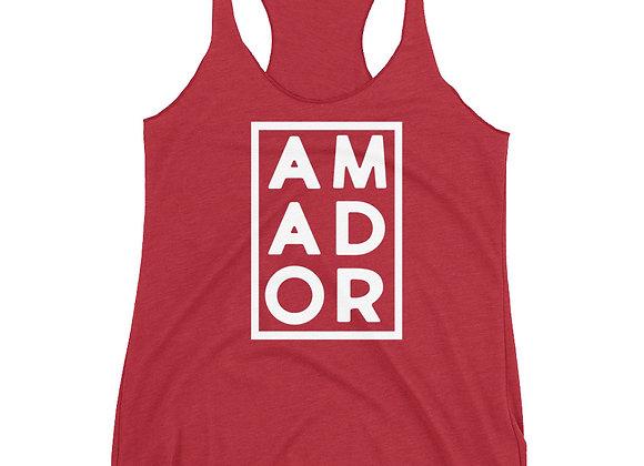 Amador - Women's Racerback Tank