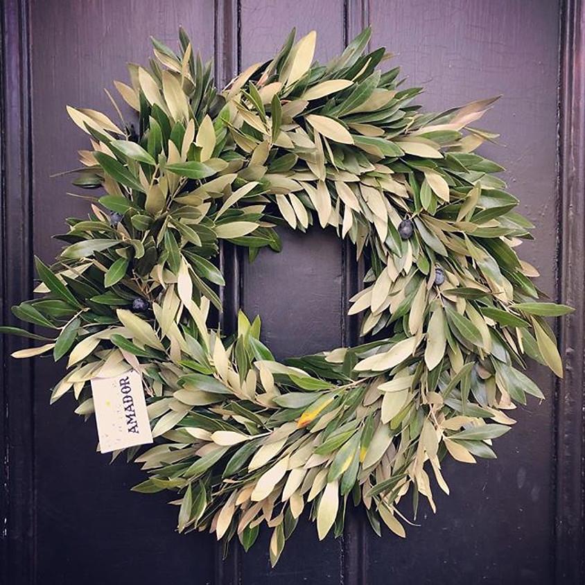 Bella Grace Olive Wreaths
