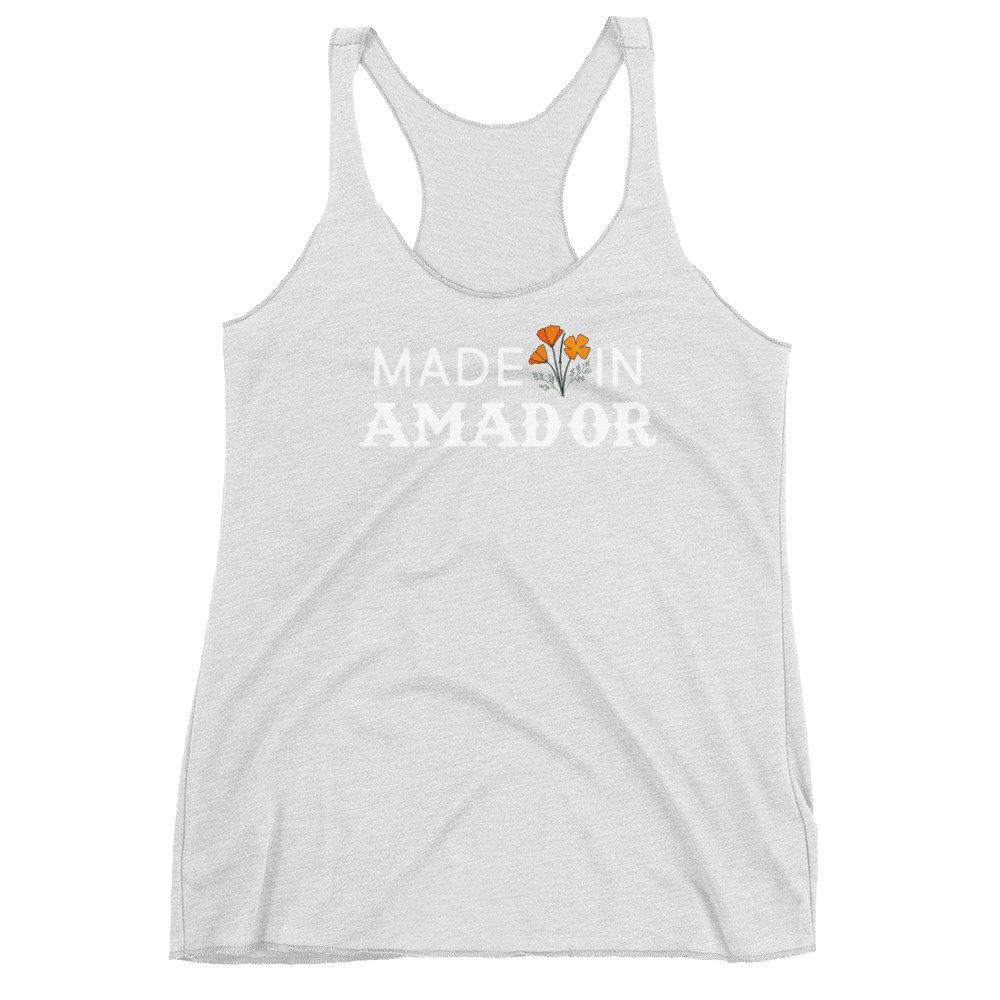Mountain Tank Amador Wild Women/'s Ideal Racerback Tank