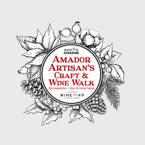 Amador Artisan's Craft & Wine Walk