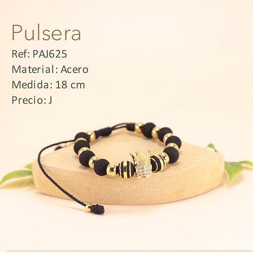 Pulsera Neopreno Corona