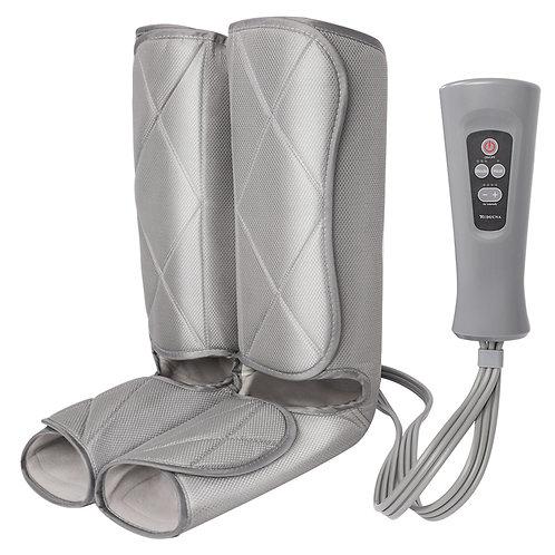 TRIDUCNA Air Compression Leg Massager for Foot and Calf Massage