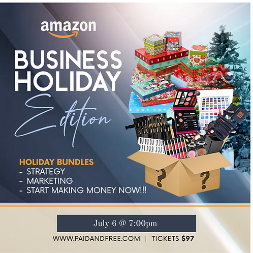 Amazon Business Holiday Edition - Replay