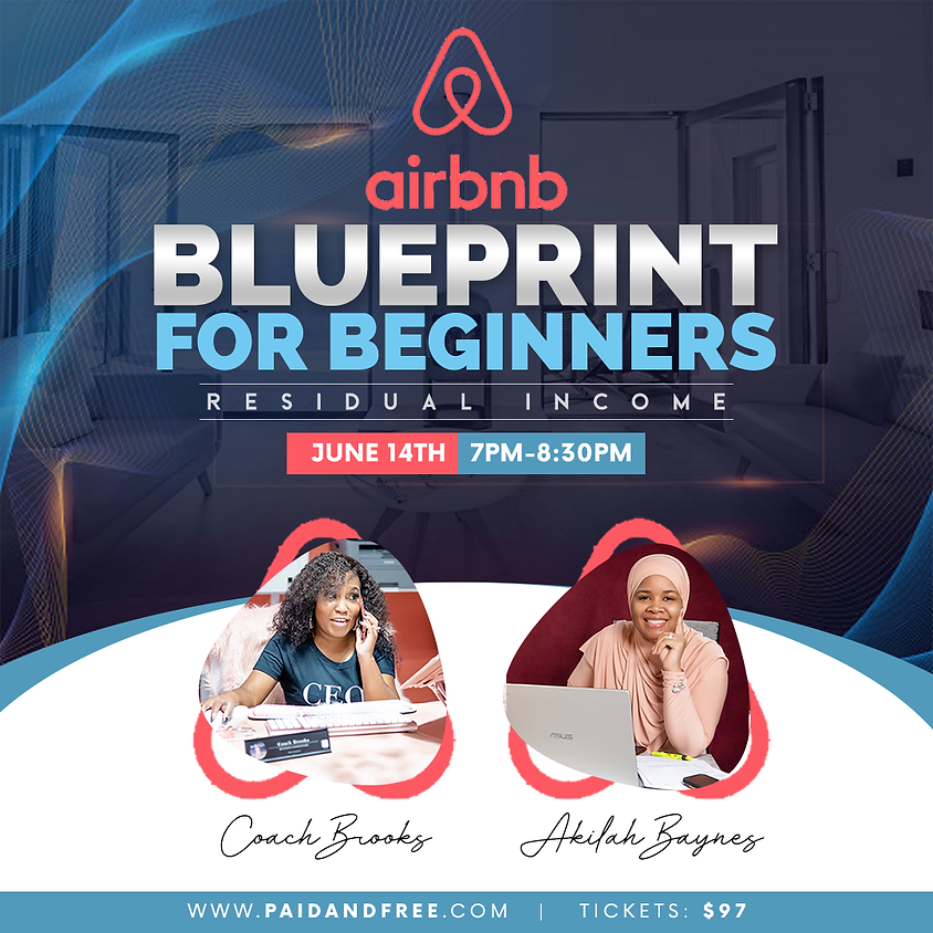 Airbnb Blueprint For Beginners