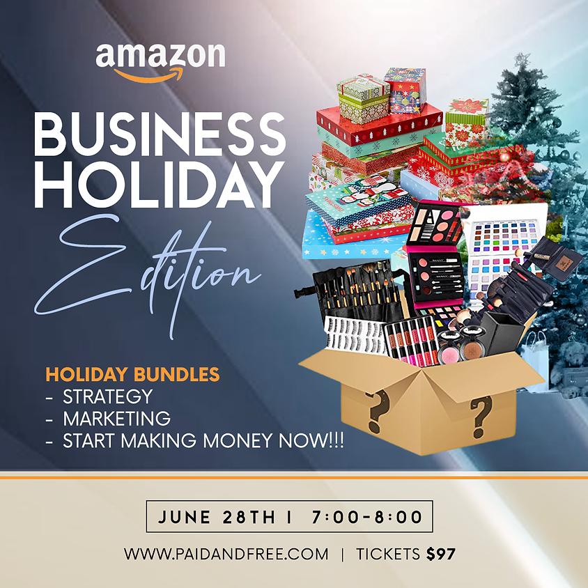 Amazon Business - Holiday Edition