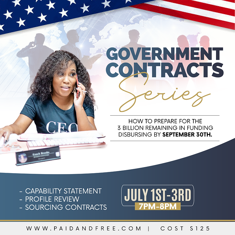 Government Contract Series