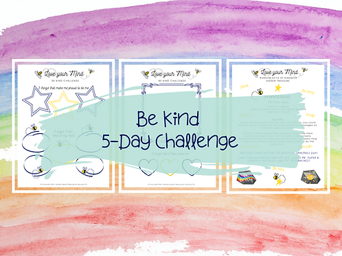 Be Kind Activity Pack