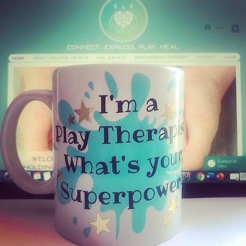 Play Therapist Mug