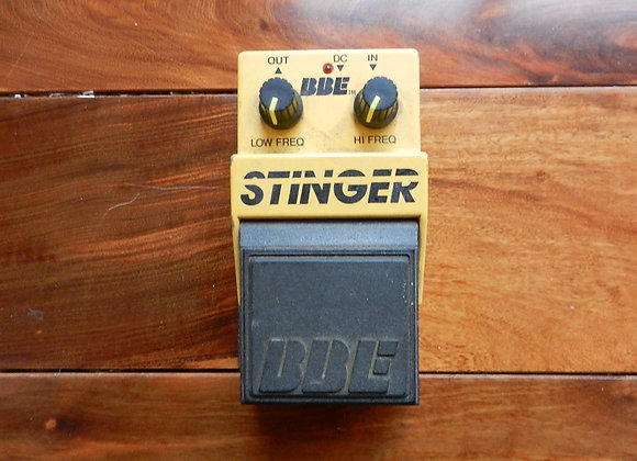 RARE BBE 601 Stinger (Sonic Maximizer) EQ