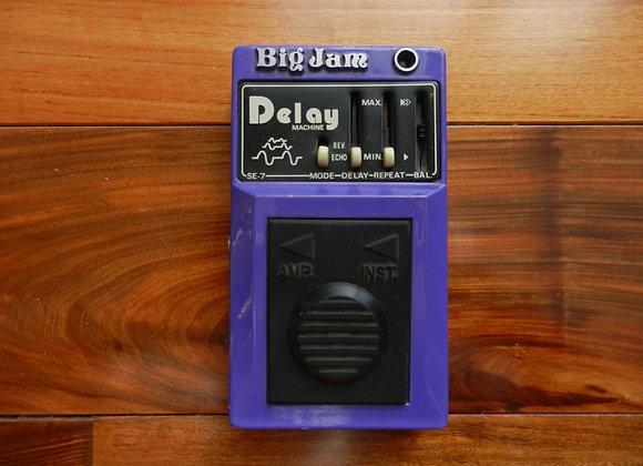 RARE Multivox Big Jam SE-7 Delay Machine