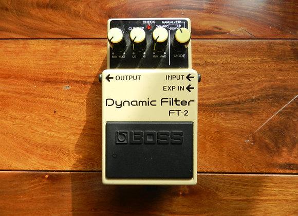1987 Boss FT-2 Dynamic Filter