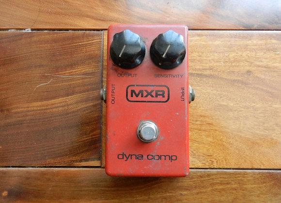 1979 MXR Dyna Comp Compressor