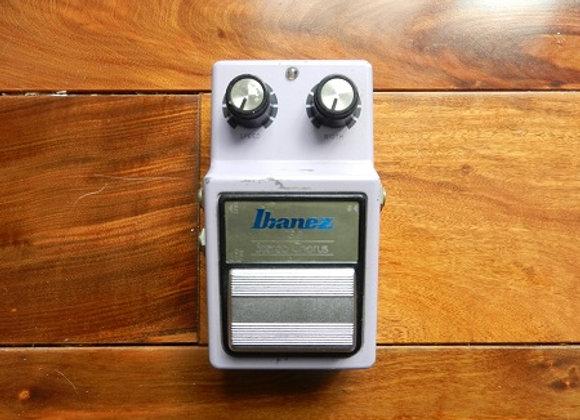 1984 Ibanez CS9 Chorus (silver label)