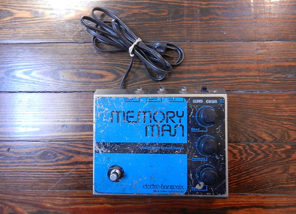 VERY RARE EHX Solid State Echo MM (reverse colors)