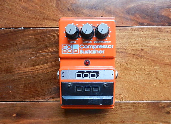 DOD FX-80B Compressor/Sustainer