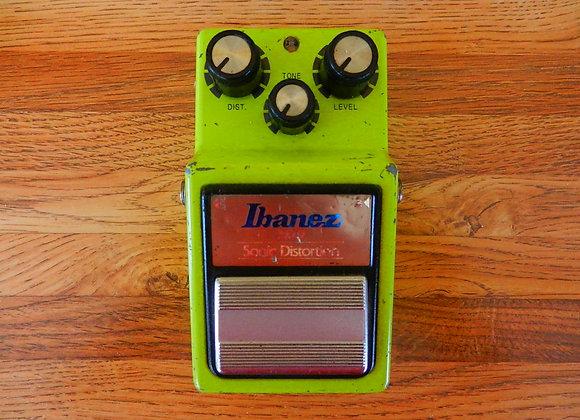 1981 Ibanez SD9 Sonic Distortion (black label)