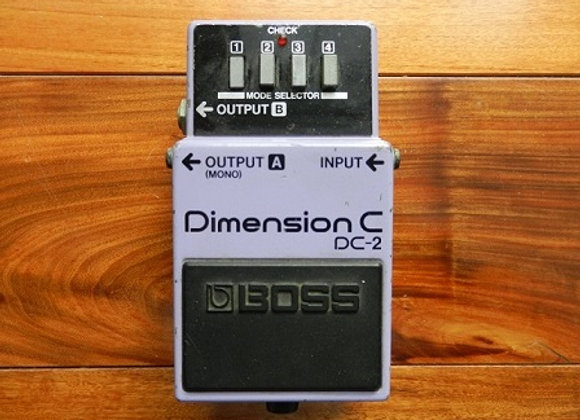 RARE Boss DC-2 Dimension C Chorus