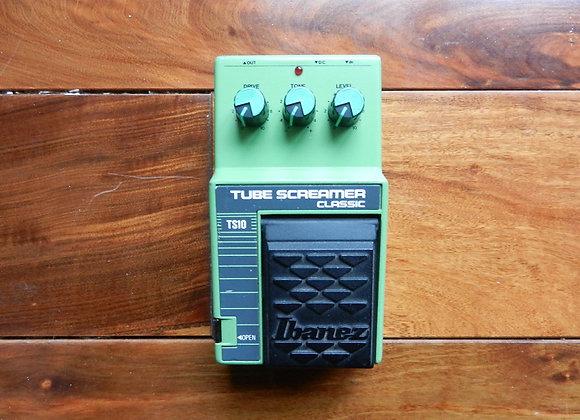 1982 Ibanez TS10 Tube Screamer Classic MIJ