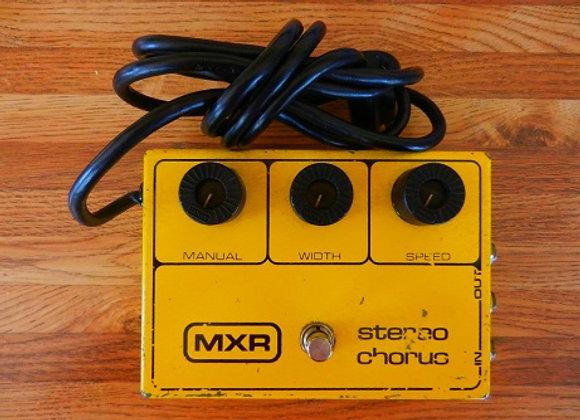 1978 MXR Stereo Chorus