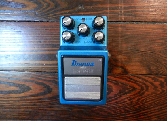 1984 Ibanez SM9 Super Metal Distortion
