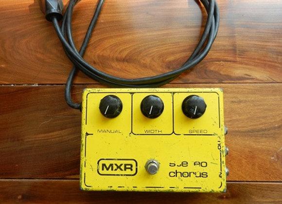 1979 MXR Stereo Chorus