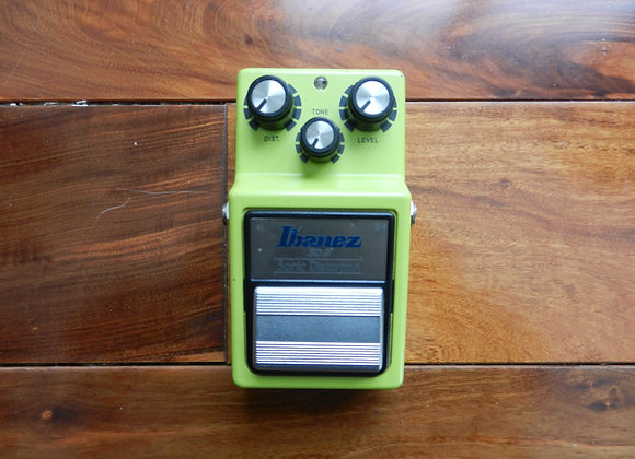1983 Ibanez SD9 Sonic Distortion (silver label)