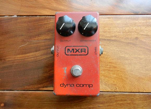 1978 MXR Dyna Comp Compressor