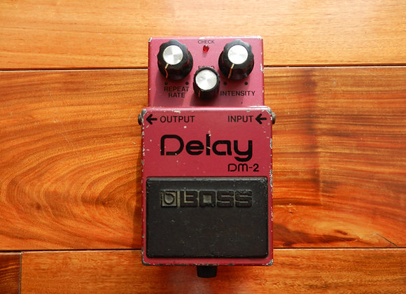 1982 Boss DM-2 Delay MN3205