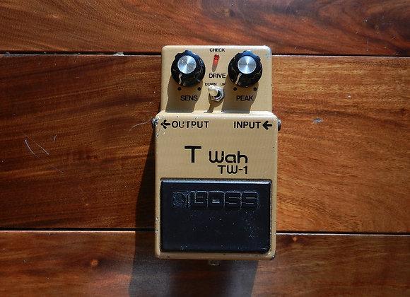 1980 Boss T-Wah (silver screw)