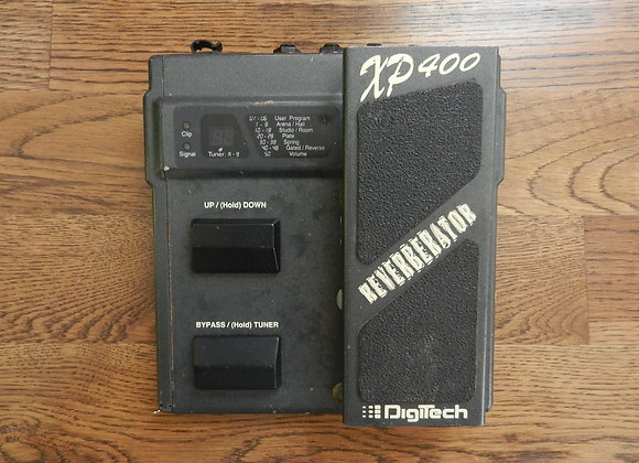 DigiTech XP 400 Reverberator