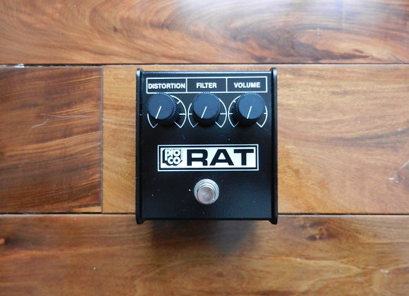 1984 ProCo White Face RAT Distortion