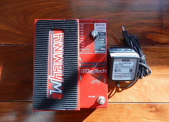 DigiTech WH1 Whammy w/ original power supply