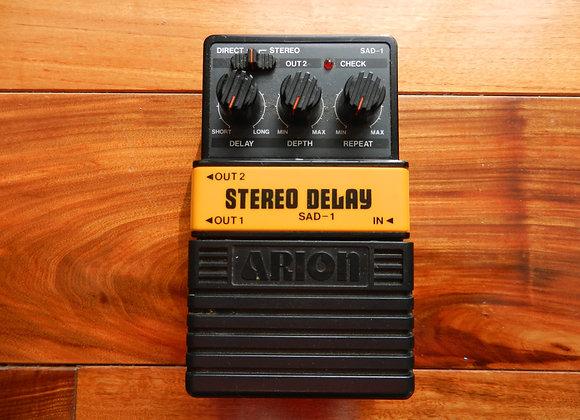 Arion SAD-1 Stereo Delay