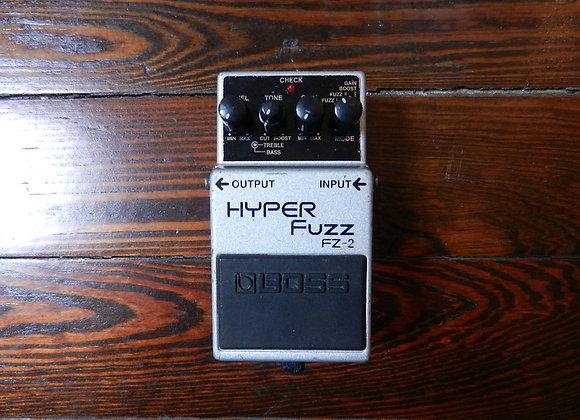 1993 Boss FZ-2 Hyper Fuzz