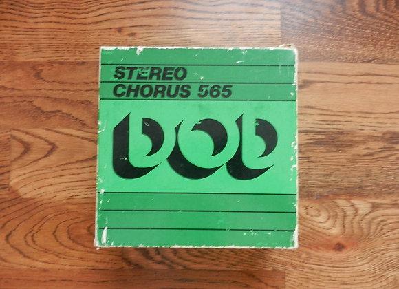 RARE DOD Performer 565 Stereo Chorus Box