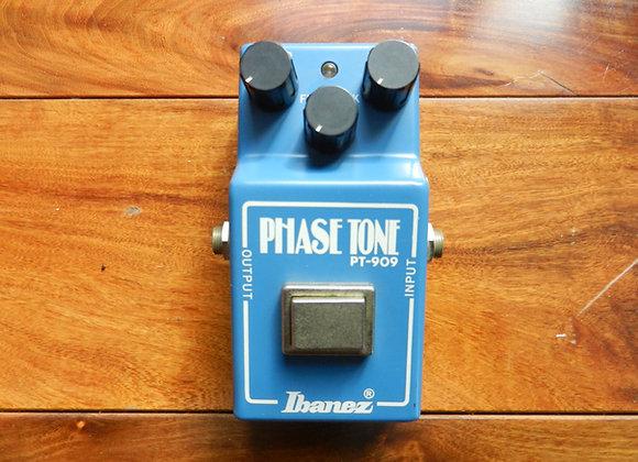 EXTREMELY RARE Ibanez PT-909 Phase Tone narrow box