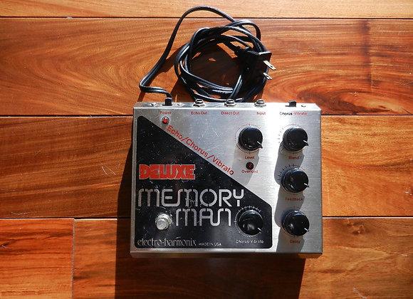 70s EHX Deluxe Memory Man MN3005