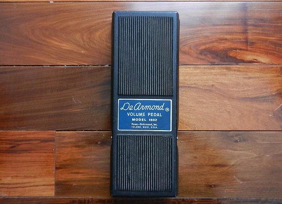 DeArmond 1602 Volume Pedal
