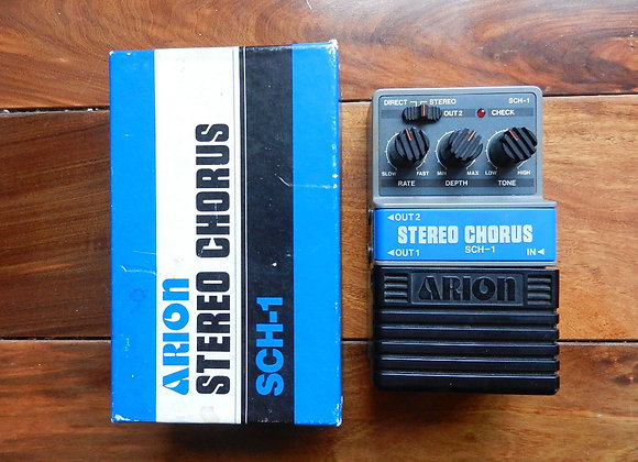 Arion SCH-1 Chorus w/ box & papers grey version