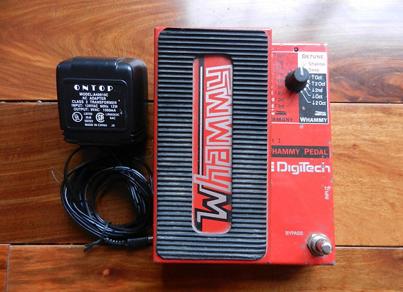 Digitech WH1 Whammy