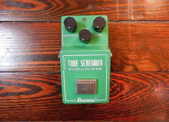 1981 Ibanez TS-808 Tube Screamer