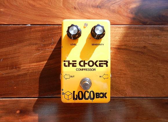 VERY RARE Loco Box The Choker Compressor