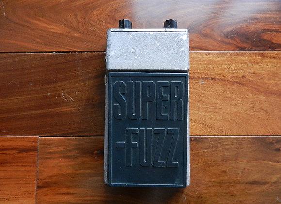 Univox (Shin-ei) Super-Fuzz v2 Grey