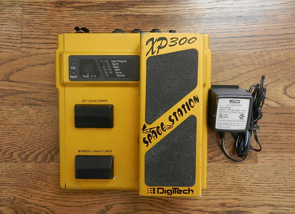 DigiTech XP300 Space Station w/ power adapter