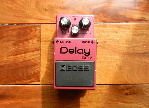 Boss DM-2 Delay